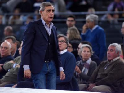 Basket: Virtus Roma, Claudio Toti lascia dopo vent'anni. Il pacchetto azionario a disposizione di chi vuole entrare