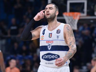 Basket, i migliori italiani per media punti della Serie A 2020: Pietro Aradori precede Alessandro Gentile, bene Abass
