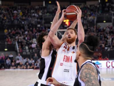 """Giovanni Pini, basket: """"Volevamo dimostrare che la Virtus Roma non era da ultimo posto come dicevano. In futuro vorrei allenare i ragazzi"""""""