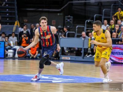 Basket, Liga Endesa 2020: il Baskonia vince all'ultimo respiro, successi per Barcellona e Tenerife