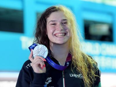 """Nuoto, Benedetta Pilato: """"Ero convinta di potermi migliorare, ma non di oltre un secondo"""""""