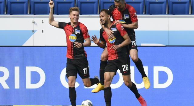 LIVE Bundesliga, Hertha Berlino-Union Berlino 4-0 in DIRETTA: i padroni di casa vincono il derby della Capitale!