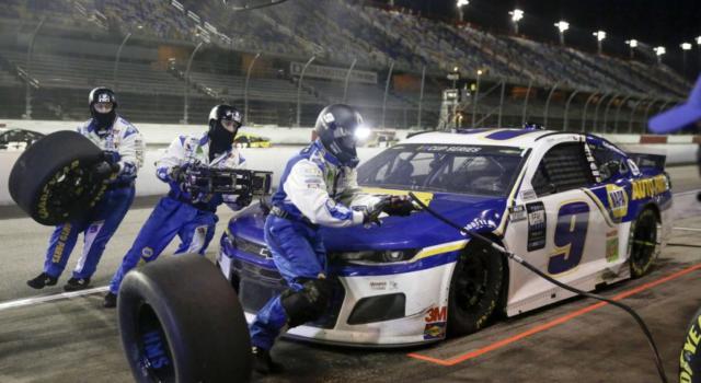 NASCAR Cup Series 2020, Chase Elliott porta a casa il successo a Charlotte!