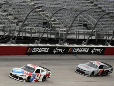 NASCAR Xfinity Series, Kyle Busch trionfa a Charlotte all'overtime!