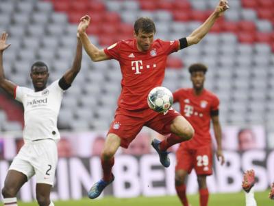 Bundesliga 2020, Bayern Monaco-Fortuna Dusseldorf 5-0: doppietta di Lewandowski, bavaresi vicini allo scudetto