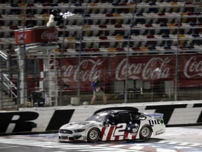 NASCAR Cup Series 2020, Brad Keselowski a Bristol centra la seconda vittoria stagionale