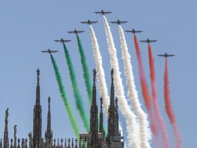 Quest'anno niente Pagellone. Ma per lo sport italiano è un 2020 da 8!