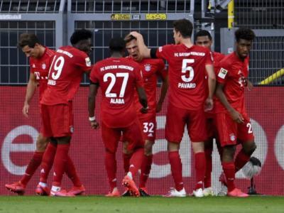 Bundesliga 2020, le partite di oggi: il Bayern Monaco ospita il Fortuna Düsseldorf, spicca Wolfsburg-Francoforte