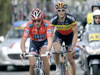 """Ciclismo, Fabian Cancellara: """"Io e Tom Boonen come Federer e Nadal. I giovani passano presto professionisti"""""""