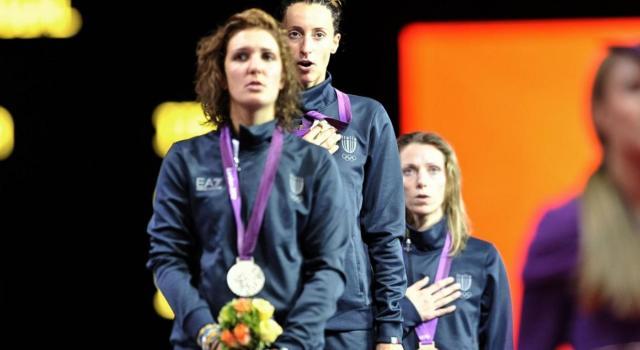 Storia delle Olimpiadi: la tripletta del fioretto femminile a Londra 2012