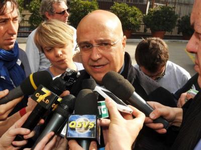 """Calcio, Pierpaolo Marino: """"Siamo soddisfatti delle decisioni assunte, non è però ancora chiaro cosa accade in caso di sospensione"""""""