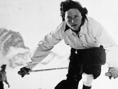L'Italia è grande: Paula Wiesinger, il primo oro azzurro della storia ai Mondiali. Una pioniera della discesa libera