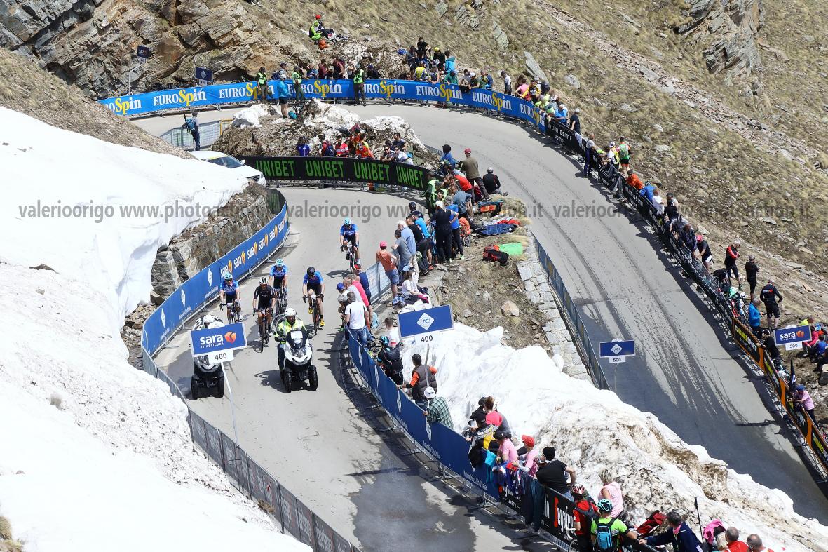 Giro d'Italia 2020, tappa di domani (22 ottobre): Pinzolo Laghi di Cancano. Altimetria, percorso, orari
