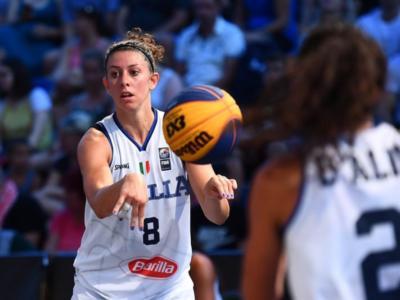 """Giulia Rulli, basket femminile: """"Per il professionismo servono garanzie economiche. Noi donne meritiamo palcoscenici importanti"""""""