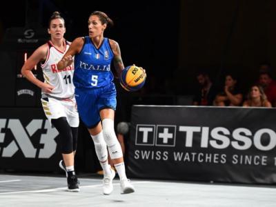 """Marcella Filippi, basket femminile: """"Olimpiadi, rinvio doveroso. Ora c'è più tempo per arrivare pronte. Sto curando la passione della cucina"""""""
