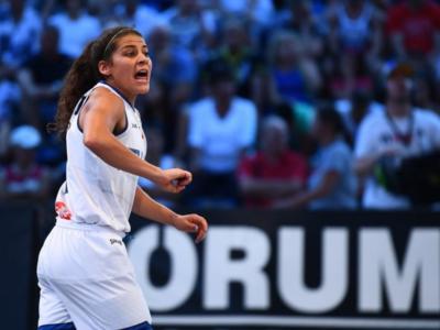 Basket 3×3, Preolimpico 2021: rilasciato il calendario dell'Italia femminile a Graz