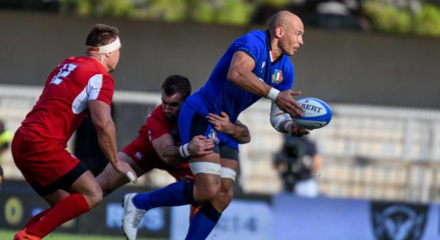 Rugby, Sergio Parisse: Voglio vestire ancora una volta la