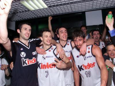 """Alessandro Abbio, basket: """"Ai giovani bisogna dare chance di stare in campo. Dido Guerrieri all'inizio, a 17 anni, mi diede tanto spazio"""""""