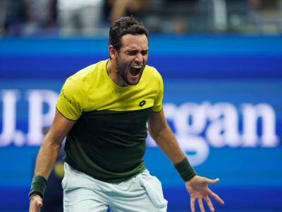LIVE Berrettini-Paire 4-0, Ultimate Tennis Showdown 2020 in DIRETTA: il romano si rilancia!
