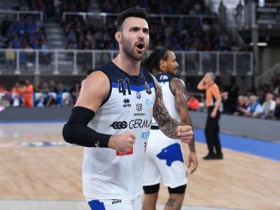 """Brian Sacchetti, basket: """"Ringiovanimento in Nazionale, ma ci credo ancora. Top16 di EuroCup: grande traguardo per Brescia"""""""