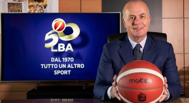 """Basket, Umberto Gandini: """"Serie A 2020-2021 a 16 squadre, Torino resta avente diritto se Cremona o Roma non si iscrivessero"""""""