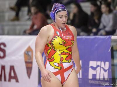 Pallanuoto femminile, Laura Barzon va a Catania, Sofia Giustini alla SIS Roma