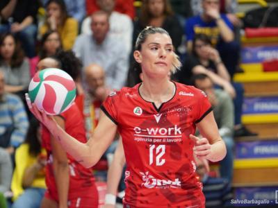Volley, Francesca Piccinini nominata vice presidente di Busto Arsizio