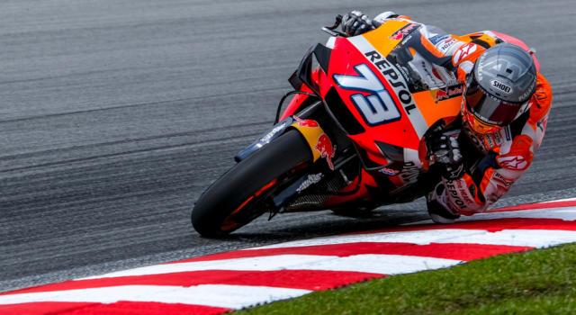 """MotoGP, Alex Marquez: """"Devo lavorare sul giro secco, ma il feeling è buono"""""""