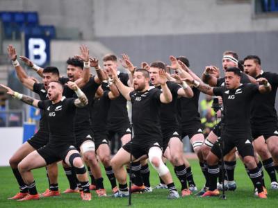 Rugby Championship: si giocherà tutto in Nuova Zelanda