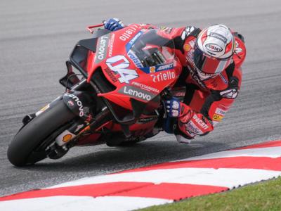 MotoGP, GP Stiria 2020: Andrea Dovizioso il più veloce in pista! Motore Ducati da urlo: la classifica del top speed