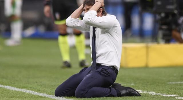 Highlights Inter-Sassuolo 3-3: video e gol. Magnani beffa Conte, espulso Skriniar
