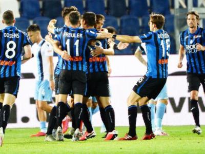 Highlights Atalanta-Lazio 3-2: video e gol. Super rimonta da 0-2, Malinovskyi rete straordinaria