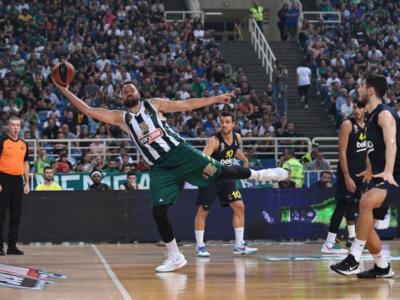 Basket, il Panathinaikos fa sul serio e chiede di lasciare l'Eurolega. Virtus Bologna e Partizan Belgrado alla finestra