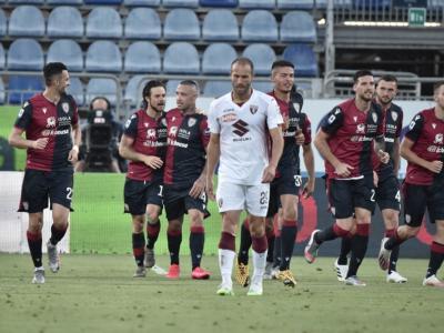VIDEO Cagliari-Torino 4-2: highlights, gol e sintesi. Spettacolo alla Sardegna Arena, poker degli uomini di Zenga