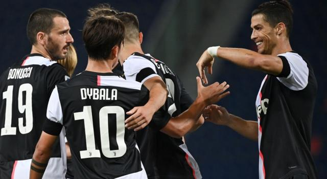 VIDEO Bologna-Juventus 0-2: highlights, gol e sintesi. A segno CR7 e Dybala, Bernardeschi illumina