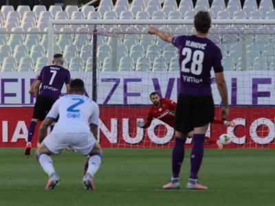 VIDEO Fiorentina-Brescia 1-1: highlights, gol e sintesi. Pari teso al Franchi, espulso Caceres