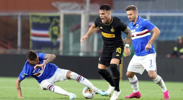 Inter-Sampdoria: precedenti, statistiche, curiosità. Per i nerazzurri un solo ko negli ultimi 17 precedenti