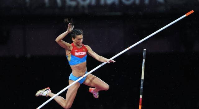 Atletica, i record del mondo: Elena Isinbayeva, la farfalla russa che volò a 5,06 nel salto con l'asta