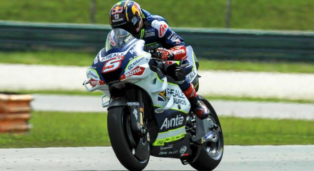 """MotoGP, Johann Zarco: """"Sono stato un po' incostante durante la stagione"""""""