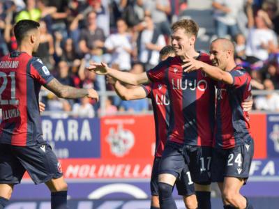 LIVE Sampdoria-Bologna 1-2, Serie A calcio in DIRETTA: Barrow e Orsolini firmano la vittoria per gli ospiti. Pagelle e highlights