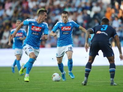 LIVE Napoli-Spal 3-1, Serie A calcio in DIRETTA: Mertens, Callejon e Younes lanciano i partenopei