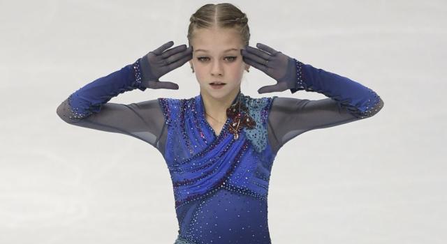 Pattinaggio artistico: Alexandra Trusova si impone nella seconda tappa della Coppa Di Russia 2020. Seconda Valieva