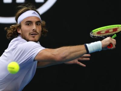 Tennis, UTS 2020: solo Stefanos Tsitsipas resiste a punteggio pieno, ko Matteo Berrettini