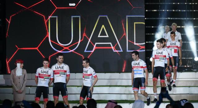 Ciclismo, UAE Team Emirates: svelate le selezioni dei big per i Grandi Giri. Fabio Aru tra Tour e Vuelta