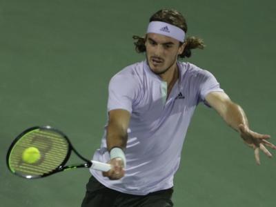Tennis, Masters 1000 Cincinnati 2020: i risultati del 23 agosto. Tsitsipas convince all'esordio, tanti rimpianti per Sonego