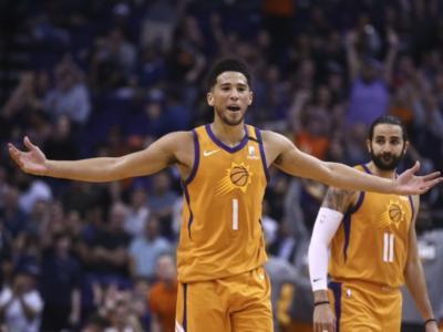 NBA 2020-2021: Booker regala a Phoenix il successo su Dallas con una tripla allo scadere. Memphis annichilisce San Antonio