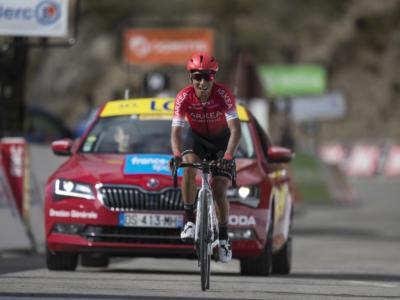 """Tour de France 2020, Nairo Quintana: """"Sto avendo delle buone sensazioni. Ritrovarsi in queste posizioni è confortante"""""""