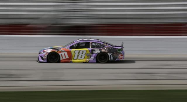 NASCAR Cup Series, Kyle Busch torna a vincere in Texas!