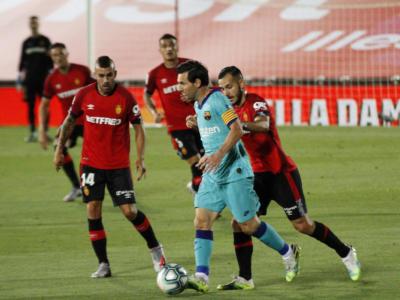 Liga 2020, Barcellona dominante a Maiorca: 4-0 dopo il lockdown, Messi scatenato con 2 assist e 1 gol