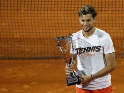 Tennis, Adria Tour 2020: Thiem si aggiudica la tappa di Belgrado. Delusione per Djokovic, sorpresa Krajinovic